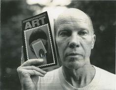Ray Johnson collage artist NYC
