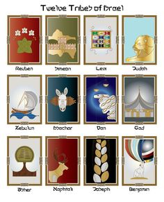 the lost tribes of israel breastplate - - Yahoo Image Search Results Jewish Crafts, Jewish Art, Cultura Judaica, Cultural Crafts, Bible Mapping, 12 Tribes Of Israel, The Tabernacle, Bible Study Tools, High Priest