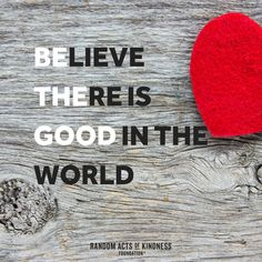 We believe there is so much more good in the world than bad. Join us on Tuesday, November 13 as we celebrate World Kindness Day and spread kindness in an effort to make kindness the norm. World Kindness Day, Kindness Matters, Kindness Quotes, Enjoy The Little Things, Good Things, Seeing Quotes, Small Acts Of Kindness, You Can Be Anything, Posca