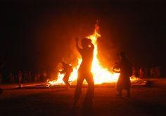 Burning Man festival -  Grover Norquist