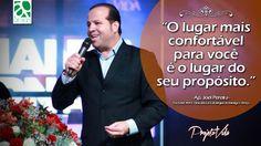 Frase Ap. Joel Pereira #018 (Apóstolo da C. E. Projeto Vida | Volta Redonda/RJ)