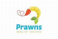 Healthy Brawns - $350 http://www.stronglogos.com/product/healthy-brawns #logo #design #sale #seafood #prawns #restaurant #market #fishing #shrimp #store #recipe #blog