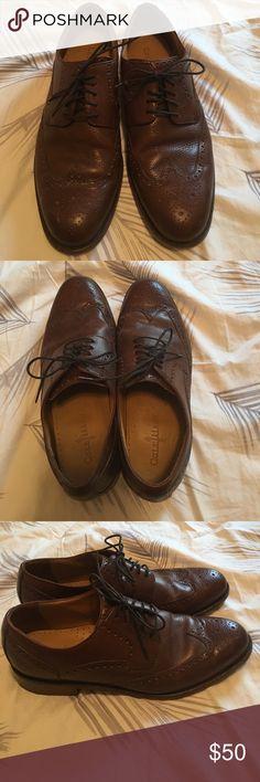 Men's Cole Haan oxfords Cole haan oxfords size 10. Great condition Cole Haan Shoes Oxfords & Derbys