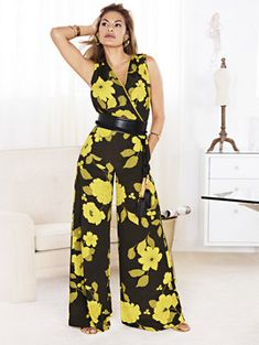 03464193e26 Shop Eva Mendes Collection - Diana Corset Jumpsuit. Find your perfect size  online at the