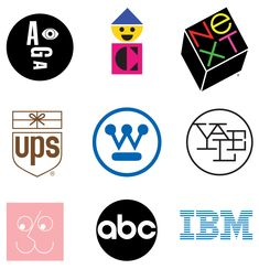 Logotipos, Paul Rand.