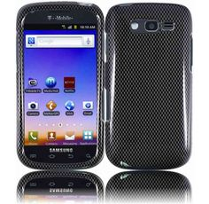 Buy Carbon Fiber Design Hard Case for Samsung Galaxy S Blaze 4G T769 NEW for 9.98 USD | Reusell