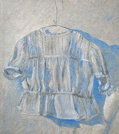 Anne van Herreweghen - olie op doek