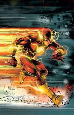 The Flash should be made into a movie...