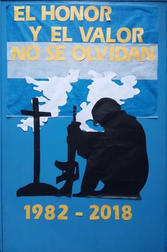 cartelera Malvinas, en cartulina Falklands War, It Gets Better, Ideas Para, Most Beautiful Pictures, Education, History, Poster, Billboard, Massage