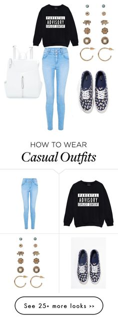 """""""Casual"""" Polyvore"""