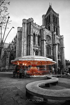 Basilique St Denis, France by Bastien HAJDUK on 500px (Fab off the beaten path destination while in Paris!)