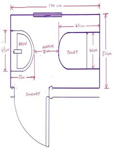 Minimum Size For A Downstairs Toilet With Bathroom Installation In Leeds Smalllooideas