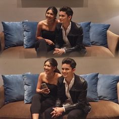 JaDine for HelloMotoPH (ctto) James Reid, Jadine, Beautiful Pictures, Parents, Photo And Video, Couple Photos, Couples, Nadine Lustre, People