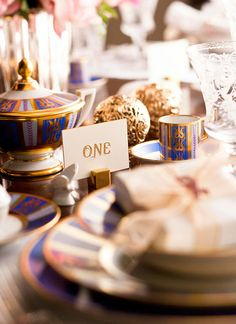 And many more. Gold stickers and small crystals were affixed to placecards by Mrs. John L. Strong to mark the years each guest has lived fre...