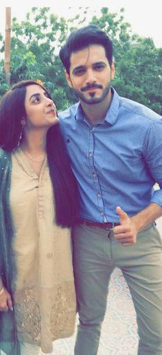 Ayeza Khan, Pakistan Fashion, Muslim Couples, Couple Shoot, Couple Goals, Danish, Cute Couples, Pakistani, Photoshoot