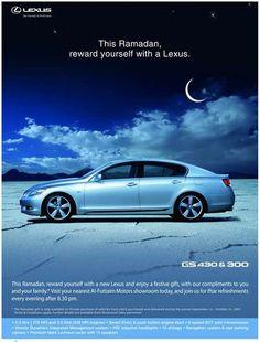Ramadan Ad by Lexus