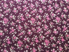 A personal favourite from my Etsy shop https://www.etsy.com/se-en/listing/524813063/swedish-60s-vintage-fabric-in-purple