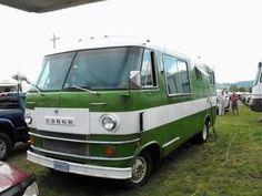 1971 dodge 24ft motorhome
