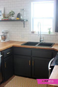 placards cuisine après rénovation à petit prix