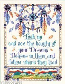 Design Works Counted Cross Stitch kit - Beauty Of Your Dreams