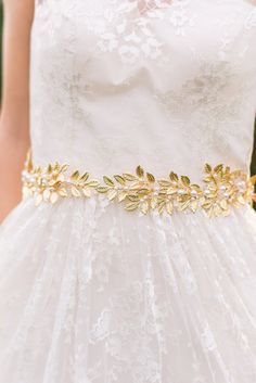 Hey, I found this really awesome Etsy listing at https://www.etsy.com/listing/225646779/gold-leaf-belt-bridal-belt-gold-bridal