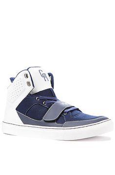 The Cota Sneaker in Indigo