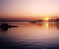 Atardecer Del Muelle Del Real  Flickr - Photo Sharing