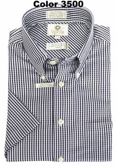 Now available at The Abbey Button-Down Colla... Check it out here http://theabbeycollection.ca/products/button-down-collar-short-sleeve-plaid-sport-shirt-by-viyella?utm_campaign=social_autopilot&utm_source=pin&utm_medium=pin