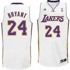 5d5836781 Kobe Bryant Revolution 30 Swingman Jersey - Los Angeles Lakers Jerseys  (White) Kobe Bryant