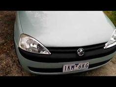 $250 2001 XC Holden Barina aka Opel Corsa Holden Barina, Cheap Cars, Opel Corsa