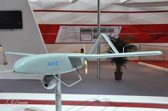 Chinese UAVs AVIC concept