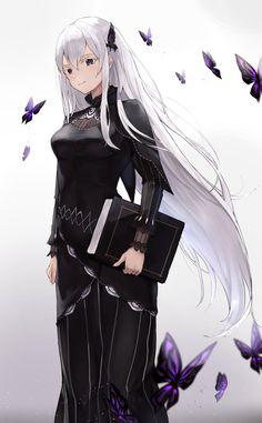 Pretty Anime Girl, Kawaii Anime Girl, Anime Art Girl, Manga Girl, Anime Play, Manga Anime, Dark Anime, Manga Illustration, Character Illustration