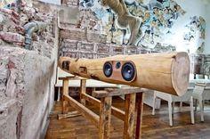 iTree Is A Monster Docking Station Delivering Big Sound, For Just $ 15,000 : TreeHugger