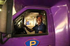 Who wouldn't want this face greeting you when you arrive back at Hobby Airport?? Our drivers are the best!