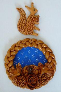 My First Christmas, Xmas, Salt Dough, Gingerbread, Ceramics, Ornaments, Deco, Handmade, Crafts