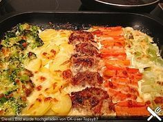 Schweinefilet-Gratin (Chicken Breastrecipes Bacon)