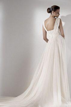 grande immagine 2 Abito da Sposa Stupendi moda in Chiffon Formale E Informale con Applique