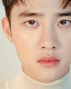 Kyungsoo [HQ] for Marie Claire, October 2018 issue Kyungsoo, Kaisoo, Exo Ot12, K Pop, Close Up Faces, Exo Korean, Do Kyung Soo, Exo Memes, Park Chanyeol
