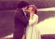 Hugh Grant (Mr. Edward Ferrars)  Emma Thompson (Elinor Dashwood) - Sense and Sensibility (1995) #janeausten #anglee