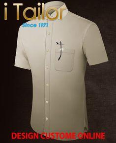 Design Custom Shirt 3D $19.95 anzug schneidern lassen Click http://itailor.de/suit-product/anzüge-schneidern-lassen_it51935-1.html