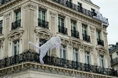 Christmas at Cartier, Champs-Elysees, Paris