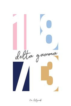 Shop the cutest Delta Gamma gifts and jewelry at www.alistgreek.com!  #gogreek #sororitygraphics #deltagamma #deegee #dg