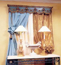 DIY Window Cornice | Window Cornice Diy | Window Treatments Ideas