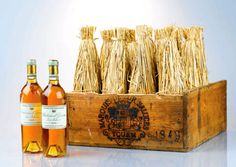 Chateau d'Yquem, the next Lafite? Bordeaux, Wine Wednesday, Wine Cellar, White Wine, Wine Recipes, Whisky, Bottle, Wineries, French Style