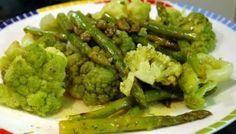 dieta hombre con brocoli