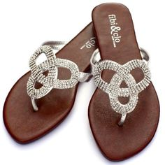 fibi & clo Love Knot - LOVE, LOVE, LOVE these sandals - I want one of every style!