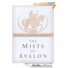 The Mists of Avalon ; Marion Zimmer Bradley 9/10 great Arthurian legend story
