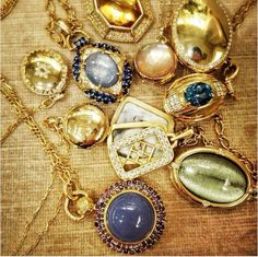 Spring fever #whatsinmylocket #monicarichkosann
