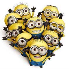 Love em! Miniuns!