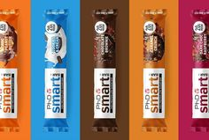 Slim Protein Snacks - PhD Nutrition's Smart Protein Bars Nourish Without Unwanted Carbs (GALLERY)